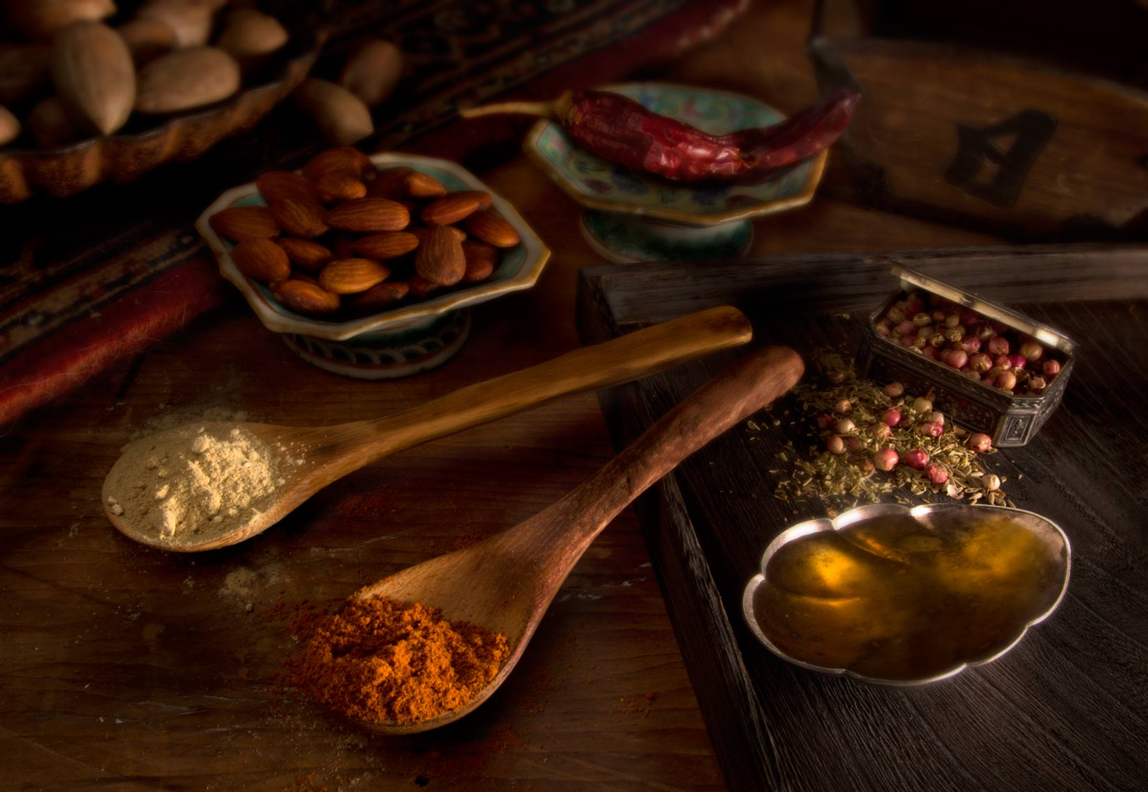 Ancient Spices